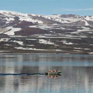 Bådehus til Grønlands Naturinstitut