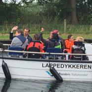 Ny handicapvenlig båd til Randers Naturcenter