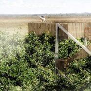 Toftebakketårnet nybygges og får større kapacitet.